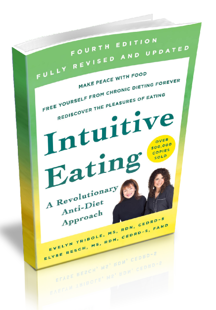 Intuitive Eating Book Image